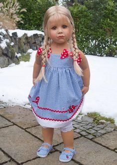 Masterpiece Doll Isabella Blonde
