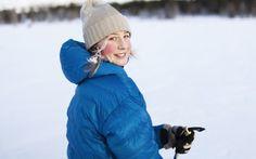 Børn og motion om vinteren