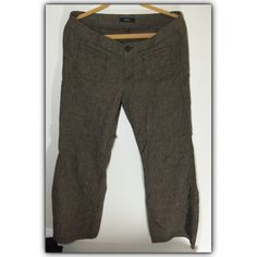 Express Linen Trouser Express Linen Trouser Size 10 Express Pants Trousers