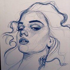 Drawings by Roberto Ferri. Via Cave to Canvas. - Drawing anatomy & art