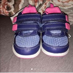 Carters-Girls light-up sneakers Super cute and comfy Carters-Girls light-up sneakers. Brand new!!! Great Price Shoes Sneakers