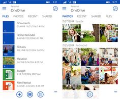 'OneDrive' for Windows Phone picks up a major update, brings back the classic Metro UI, All Photos view & more