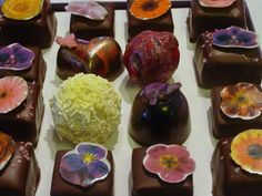For dessert, stop at Oliver Kita Fine Confections in Rhinebeck. His bon bons are divine!