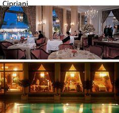 Restaurante Cipriani - Copacabana Palace, Rio de Janeiro