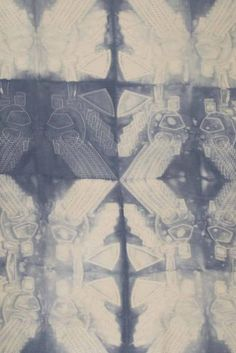 Trends 2018 African wax prints, Shibori, Tie Dye Effects