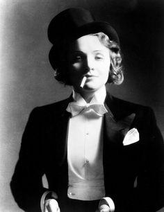 Morocco, Marlene Dietrich, 1930