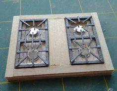 Simply Curious: overly detailed oven update  how she made the gas burner stove top