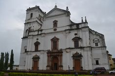 Church of St. Anne Talaulim Goa India http://www.astrolika.com/churches/church-of-st-anne-talaulim.html