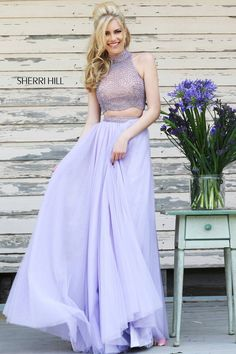 pastel crop top and long skirt
