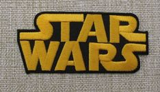 Retro STAR WARS Taille: 9 cm x 4 cm € 0,74 / pièce