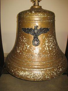 USS Prinz Eugen Ships Bell