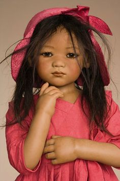 Tscharle - beautiful stranger from Annete Himstedt collection, 2008 / Collection dolls Annette Himstedt / Beybiki. Photo Dolls. Clothes for dolls
