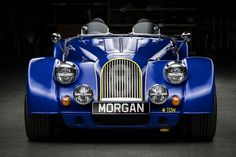 Morgan Plus 8 50th Anniversary launched | Autocar