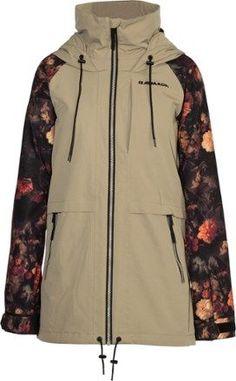 83aa037f0ee Armada Women s Gypsum Jacket Khaki S