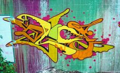 #graffiti #piece #burner http:// urbanartbomb.com