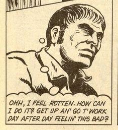 American Splendor #3, 1978. How can I do it?