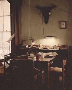 Inside 221B Baker Street