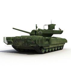 T-14 Armata with interior shots – Video