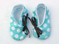 Couture - Chaussons bébé