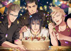 Happy Birthday Noct!!