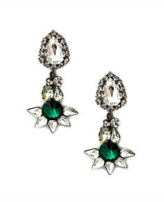 Rock Royalty Earrings...definitely can see myself rocking these