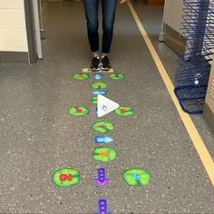 Field Day Games For Kids Discover Sensory Path Fun and ACTIVE way to get a break. Gross Motor Activities, Preschool Learning Activities, Indoor Activities For Kids, Sensory Activities, Preschool Activities, Games For Kids, Sensory Wall, Calming Activities, Youth Games