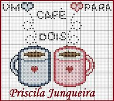 Cross Stitch Quotes, Cross Stitch Heart, Cross Stitch Kitchen, Labor, Graph Paper, Bead Crafts, Cross Stitching, Pixel Art, Embroidery Stitches