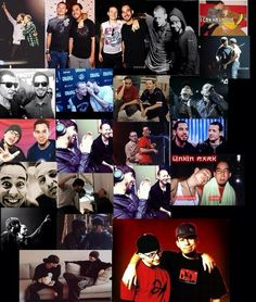 Bennoda collage - Linkin Park