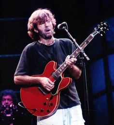 Nothing But The Blues Tour, 1995.