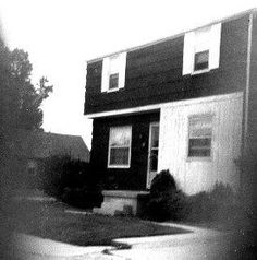 1958 to 1963-This was my first house where my parents brought me after I was born! Starkweather Street in Flint.