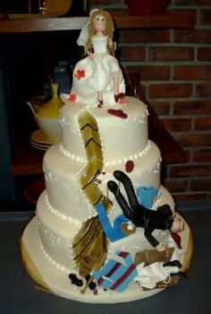 divorce cakes - Bing Images