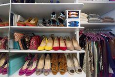 Image: Inside Jill Martin's closet