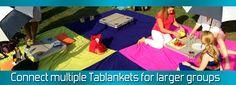 Tablanket - All-In-One Table + Blanket