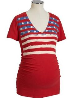 Old Navy maternity $6...4th of July