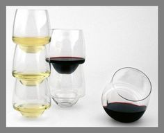 Spill-proof wine glasses http://www.businessinsider.com/best-wine-accessories-under-50-dollars-2016-9/?pp=1