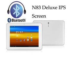 Sanei N83 Deluxe Allwinner A10 Android 4.0 Dual Kamera Bluetooth