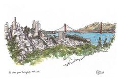 the view from telegraph hill | petescully