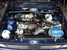 View topic: Show me your Engine bay – The Mk1 Golf Owners Club