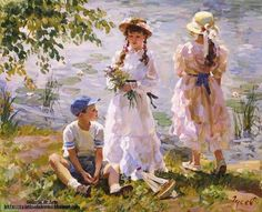 Biography: Vladimir Gusev was born in 1957.- Graduated from Moscow State Artistic Institute of Surikov. ...