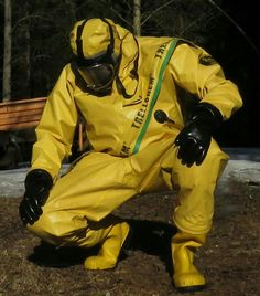 Hazmat Suit, Fasion, Motorcycle Jacket, Sportswear, Costumes, Suits, Leather, Jackets, Clothes