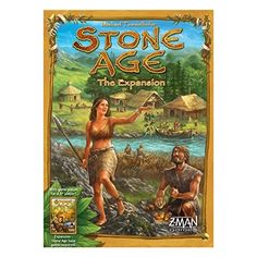 Stone Age: The Expansion Board Game Z-Man Games