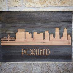 Pick your city scape #portland #pdx #skyline