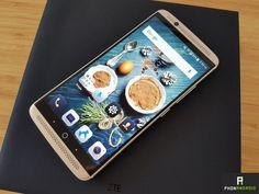 ZTE Axon 7 Enhanced officiel : écran force Touch et 128 Go de stockage pour 100$ de plus - Phonandroid