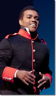 Lawrence Brownlee, American tenor - playing Prince Ramiro from Rossini's La Cenerentola