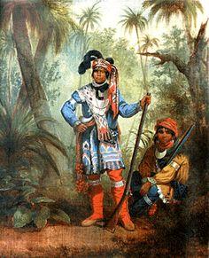 Seminole Nation, I. T. - Leaders