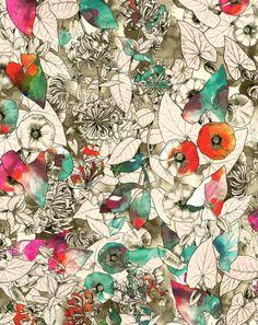 floral pattern  #FlowerShop