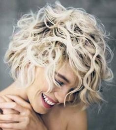 Best Short Haircuts for Curly Thick Hair