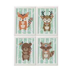 Animals Cross Stitch Printable Pattern от AnimalsCrossStitch