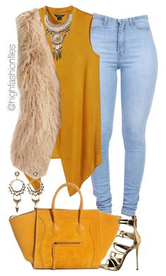 A fashion look from August 2015 featuring Monki tops, American Eagle Outfitters vests and Giuseppe Zanotti sandals. Browse and shop related looks. Chic Outfits, Fall Outfits, Fashion Outfits, Womens Fashion, Work Outfits, Fashion Killa, Look Fashion, Cheap Fashion, Looks Jeans