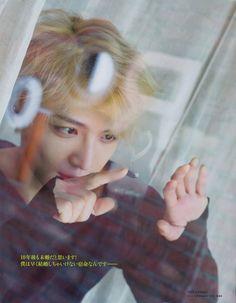 Kim Jaejoong - ELLE Japan Magazine